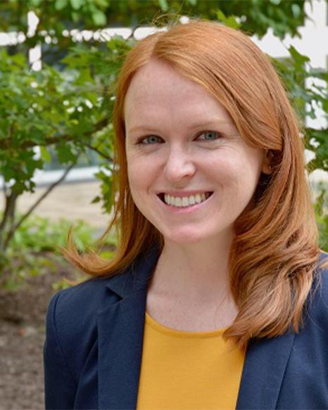 CROSH COVID Conversations guest panelist Dr. Caitlin Mullarkey