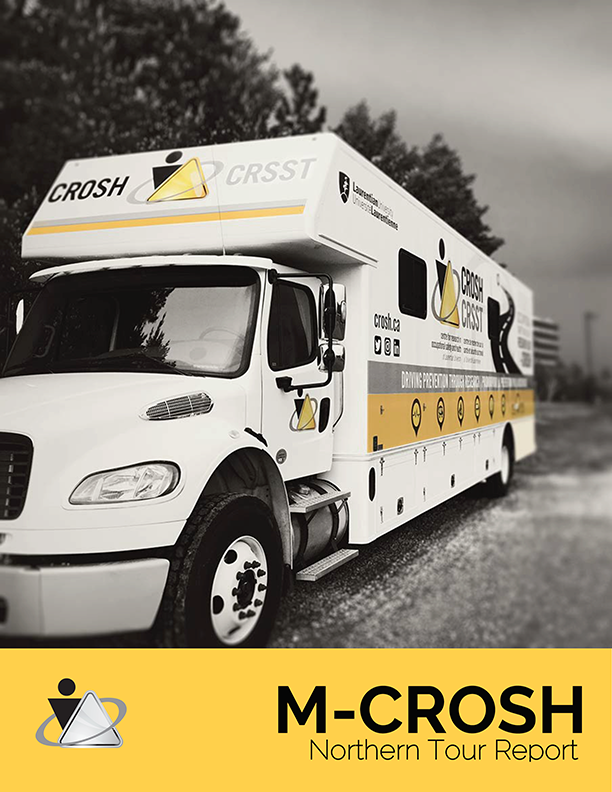 Cover of the M-CROSH Northern Tour Report